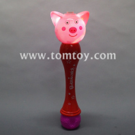led pig bubble wand tm04443-rd