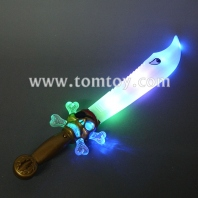 led pirate buccaneer sword tm013-069