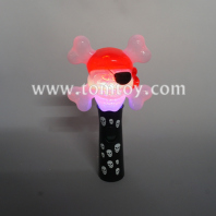 led pirate skull wand tm05521