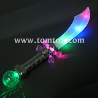 led pirate sword and prism ball tm090-016