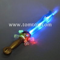 led pirate sword tm013-063-bl