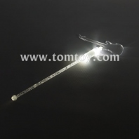 led plastic swizzle stick-guitar tm03269-guitar