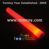 led pompom foam sticks red tm000-072_rd