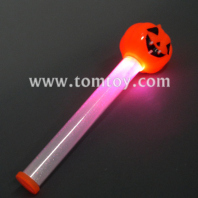 led pumpkin bouncy stick tm056-005