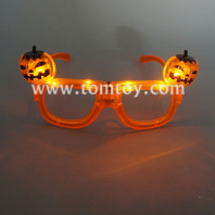 led pumpkin glasses tm04747
