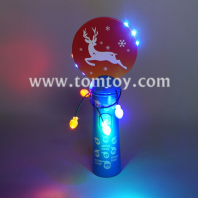 led reindeer spinner wand tm04535