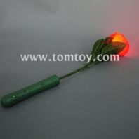 led rose - red tm080-001