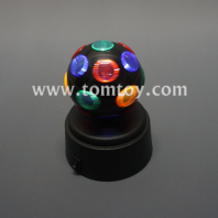 led rotating night lamp tm239-002