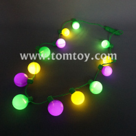led round bulb necklaces tm101-163