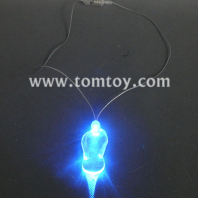 led sandal necklace tm000-066-sandal-bl