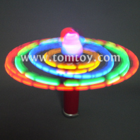 led santa clause light spinner tm025-003-santa