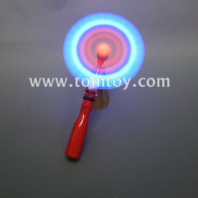 led santa clause spinning windmill tm05200