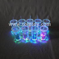 led sequin double wall cup tm04776