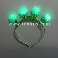 led shamrock headbands tm03551