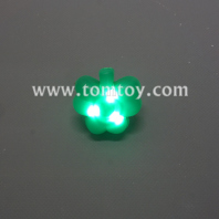 led shamrock rings tm05193