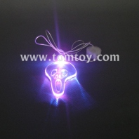 led skull pendant necklace tm00053-skull