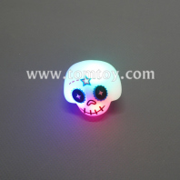 led skull rings tm04985