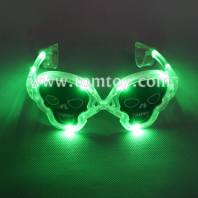 led skull sunglasses tm057-011-gn
