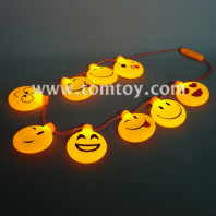 led smileys necklace emoji assorted tm025-090