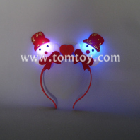 led snowman headband tm02759-snowman