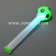led soccer bouncy stick tm056-003-gn