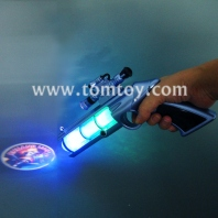 led space projector gun toys with sound tm02226