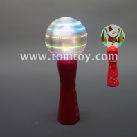 led spinner wand-snowman tm052-074