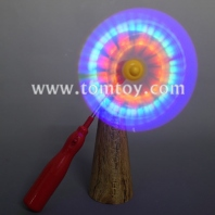 led spinning windmill light glow wands tm03118