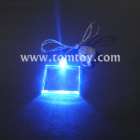 led square necklace tm00053-square