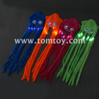 led squid hat-long version tm02560
