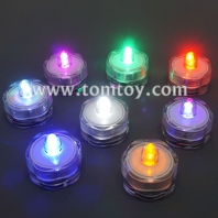 led submersible waterproof tea light tm000-033-a