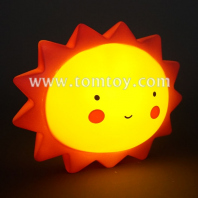 led sun night light tm03334