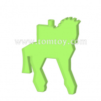 led trojan-horse necklace tm00057-trojan-horse