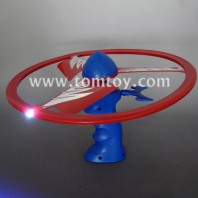 led ufo flying disc helicopter tm013-066