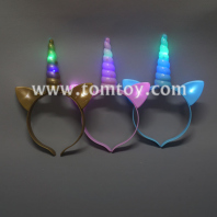 led unicorn headbands tm04632