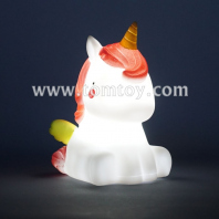 led unicorn light night tm03314