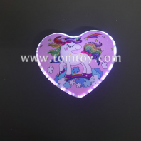 led wall sticker unicorn lights tm04229
