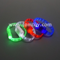 led warning bracelets tm02549