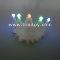 led white flashing crown headband tm02885