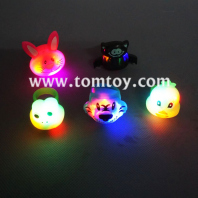 light flashing animal rings tm01950