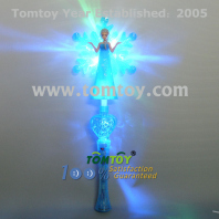 light princess led snowflake wand tm101-118