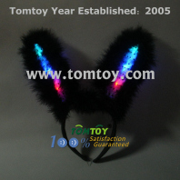 light rabbit bunny ear headband tm025-044-bk