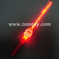 light santa clause optic fiber wand tm013-033-santa