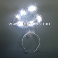 light up angel halo headband tm013-001-wt