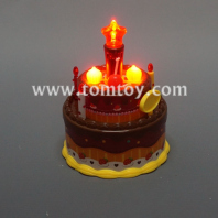 light up birthday cake tm03896-choclate