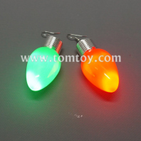 light up bulb earrings tm04365