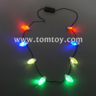 light up bulbs necklace tm03650