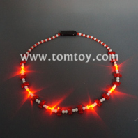 light up candy beads necklace tm041-105