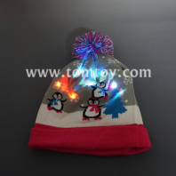 light up christmas hat tm291-001