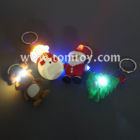 light up christmas key rings tm05917